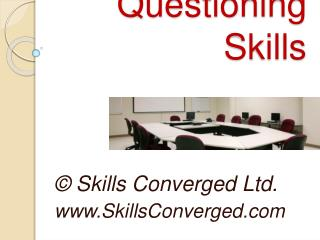 Communcation Skills Training Materials