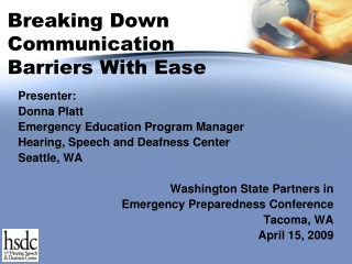 Breaking Down Communication Barriers With Ease