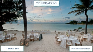 Rent the Best Decor Items to Make your Event Memorable in Cayman