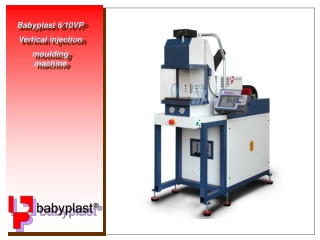 Babyplast 6/10VP Vertical  injection moulding machine