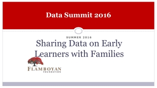 Data Summit 2016