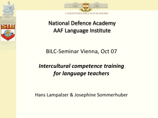 National Defence Academy AAF Language Institute