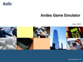 Andes Game Emulator