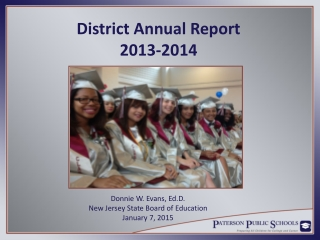 District Annual Report 2013-2014