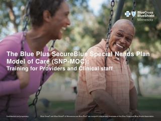 SecureBlue  Special Needs Plan (SNP)