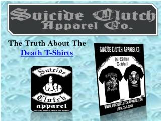Death T-Shirts