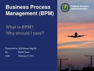 Business Process Management (BPM)