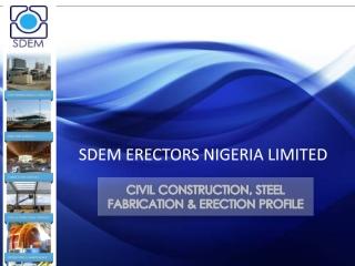 SDEM ERECTORS NIGERIA LIMITED