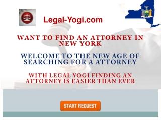 Attorney in New York City