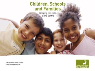 Every Child Matters: Making a Positive contribution