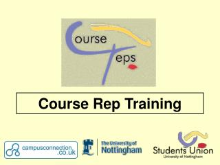 Course Rep Training