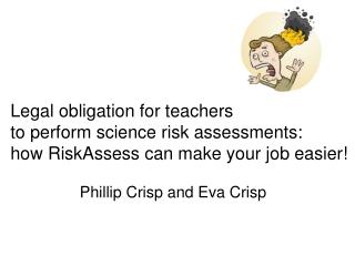 Phillip Crisp and Eva Crisp