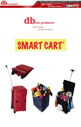 dbest products- Smart Cart Presentation