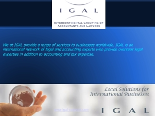 International Network of Accountants and Lawyers