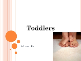 2-3 year olds