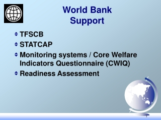 World Bank  Support