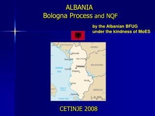 ALBANIA  Bologna Process  and NQF
