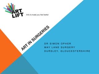 ART IN SURGERIES
