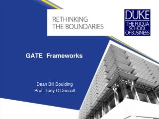 GATE  Frameworks