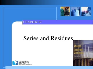 Series and Residues