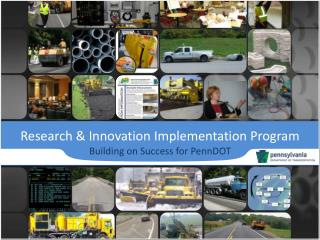 Research  Innovation Implementation Program