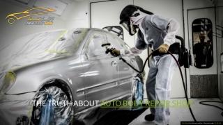 Auto body repair shop - Auto Mechanical Repair