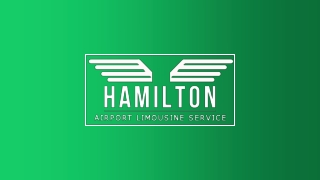 Hamilton Airport Limousines - Limo Services in Canada