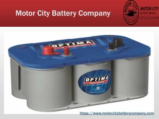 Auto Batteries Allen Park