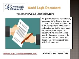 fake resident permit online, fake residential permits, buy passport online