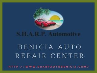 Benicia Auto Repair Center