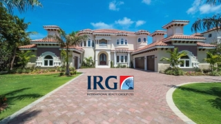 Buy a Beachfront Villa with Luxury Amenities in the Cayman Islands