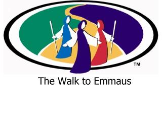 The Walk to Emmaus