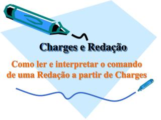 Charges e Reda  o