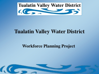 Tualatin Valley Water District