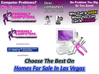Homes For Sale In Las Vegas