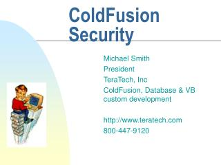 ColdFusion Security