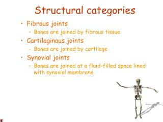 Structural categories