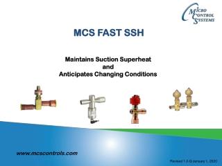 MCS FAST SSH