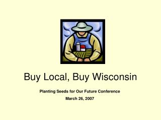 Buy Local, Buy Wisconsin