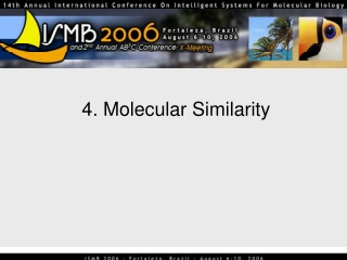 4. Molecular Similarity