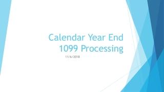 Periodic Processing
