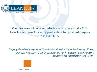 Election of  September 8,  2013 .