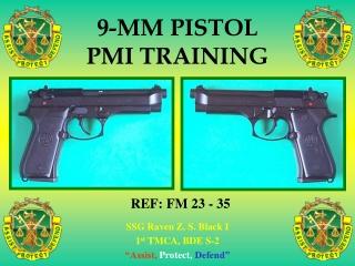 "SSG Raven Z. S. Black I 1 st  TMCA, BDE S-2  ""Assist, Protect, Defend"""