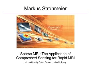 Markus Strohmeier