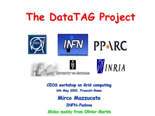 The DataTAG Project