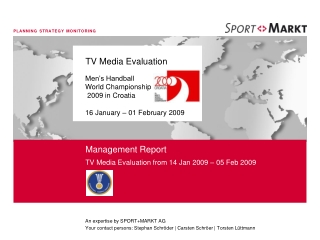 TV Media Evaluation