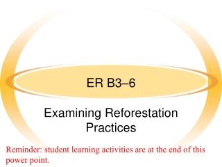 ER B3–6