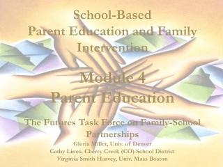 Definition of Parent Education