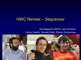 HWC Review – Sequencer