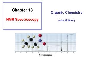 Chapter 13 NMR Spectroscopy